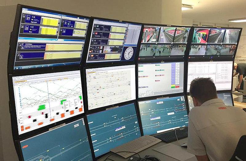 psi traffic train management system at regionalverkehr