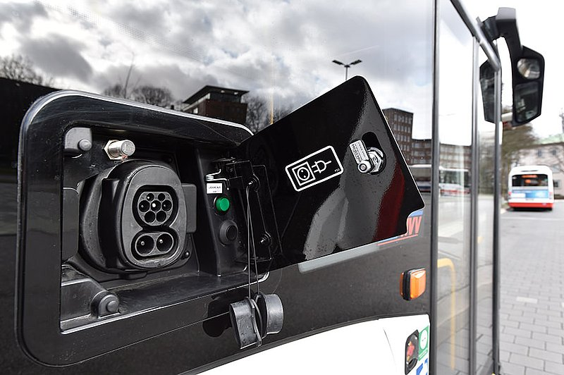 First E Bus Depot In Germany Controls Fleet With Psitraffic Psi